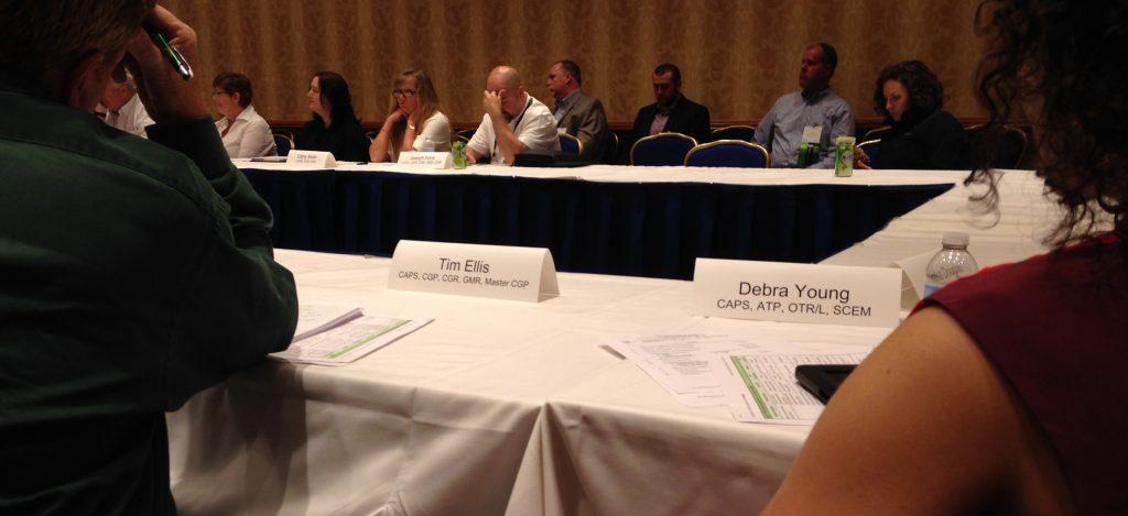 Tim Ellis at NAHB Spring Board