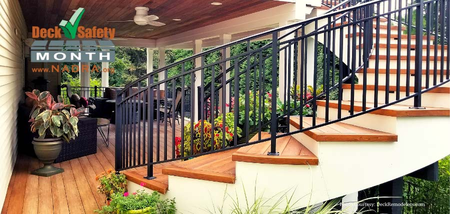 May is Deck Safety Month