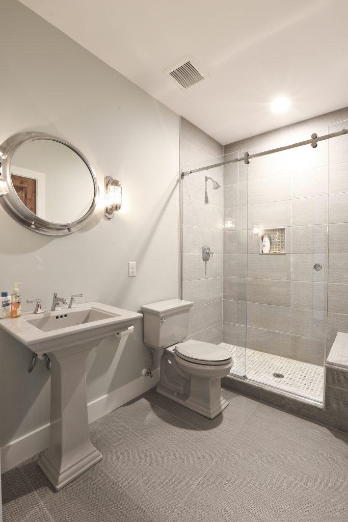 anti slip bathroom flooring tiles